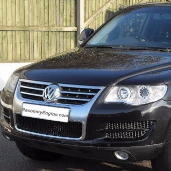 Reconditioned VW Touareg 2.5 TDI Engine Diesel. Engine Code / BPE