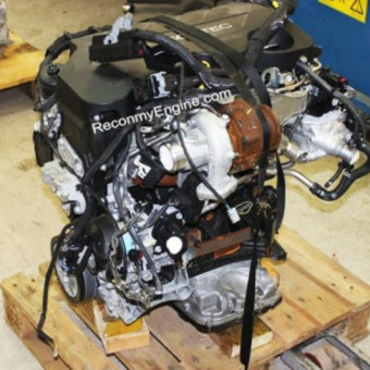 Reconditioned Vauxhall INSIGNIA Astra 2.0 Cdti Diesel 170 HP Engine B20dth
