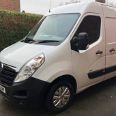 Vauxhall Movano / Renault Trafic / Master 2.3 Cdti Diesel 100 - 145 HP Engine M9T670